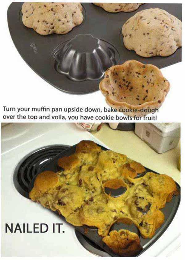 muffins fail