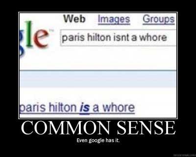 paris hilton is a
