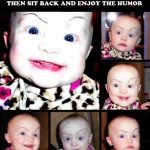 Draw Eyebrows On Your Baby