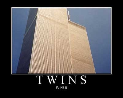 twin towers id hit it