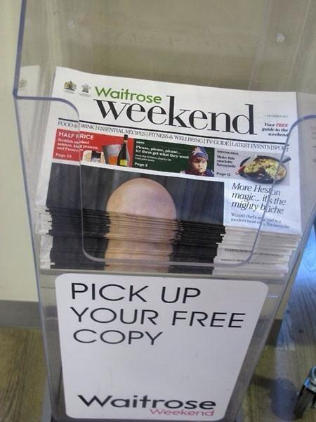stacked newspaper penis