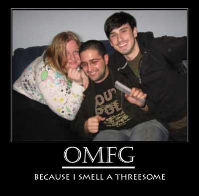 omfg threesome