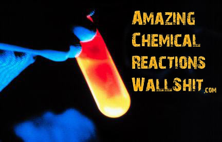 amazing chemical reactions