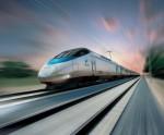future high speed bullet train