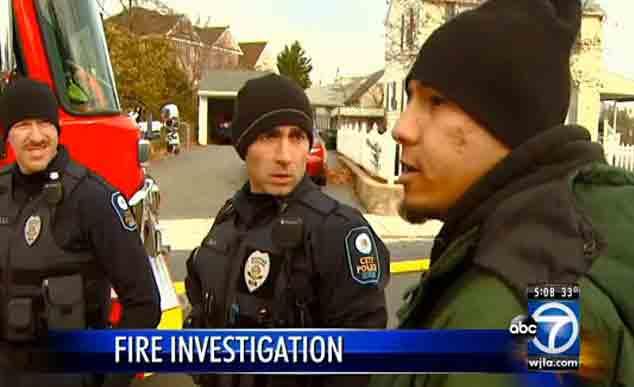 arson live tv