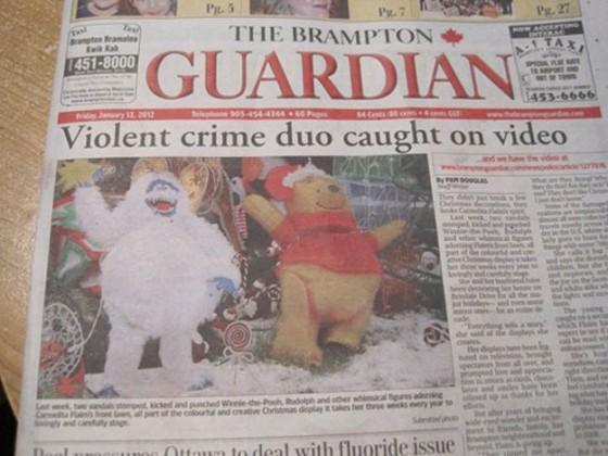 violent duo