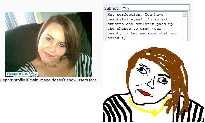Dating site troll artist - Internet dating site troll artist