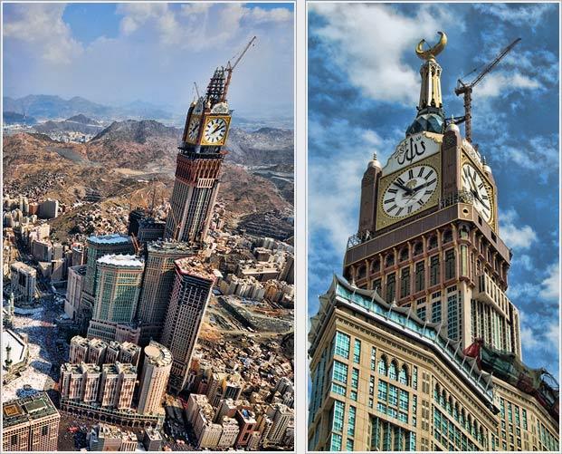 royal hotel clocktower