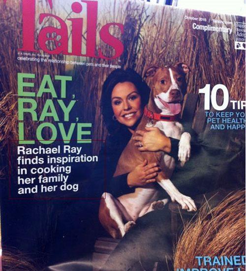 rachel ray cooks dog