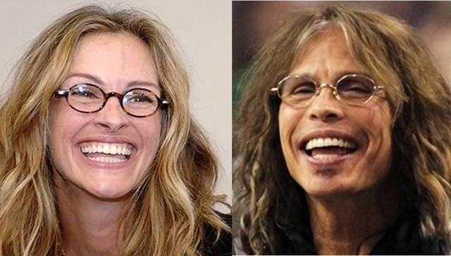 steve tyler looks like a girl