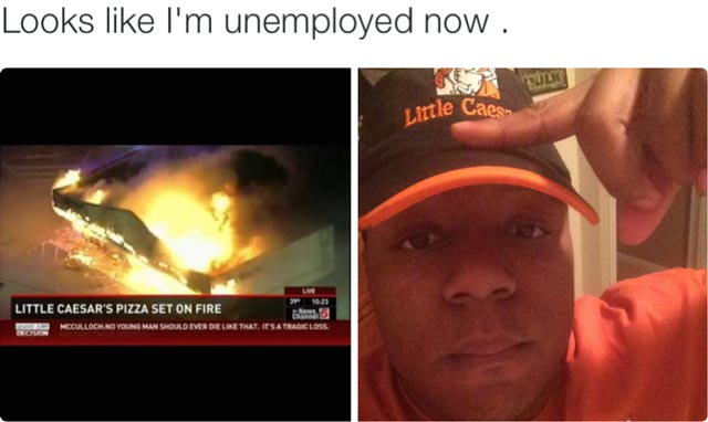 unemployed now